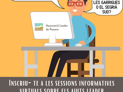 Sessions informatives virtuals